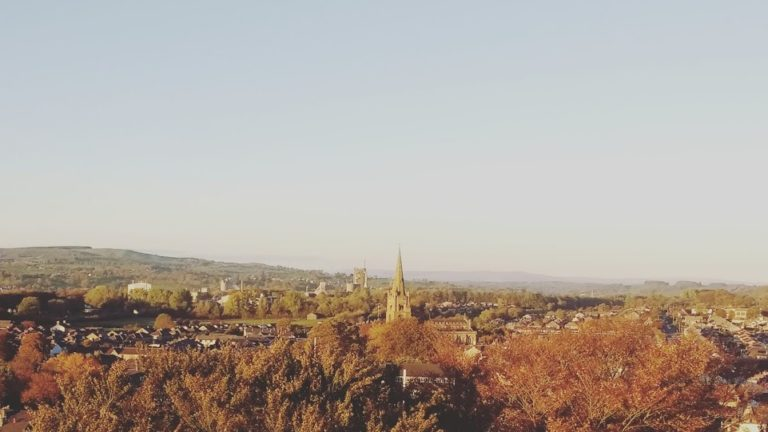 Katie Taylor Clitheroe in Autumn October 2018
