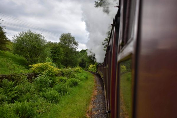 How to do the East Lancs Steam Rail Ale Trail (if you're me)